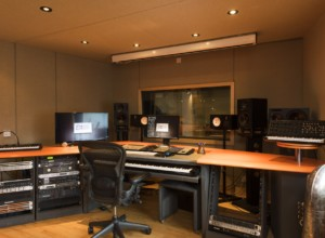 Camden Control Room 2