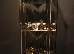 Microphones Cabinet